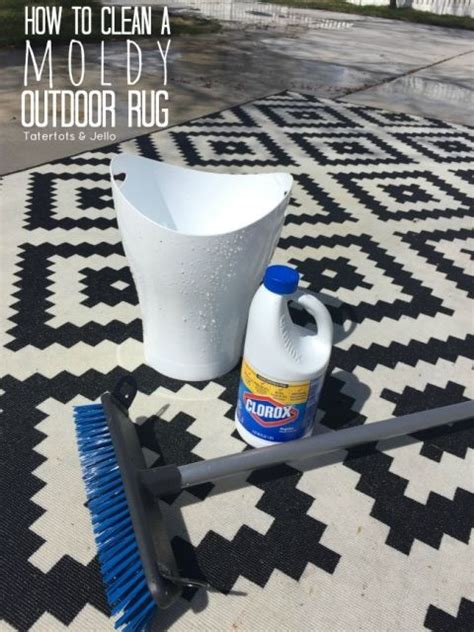 how to clean indoor outdoor rug clean a moldy rug cleaning tips outdoor rugs