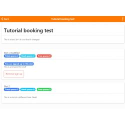 tutorial php booking system moodle plugins directory tutorial booking