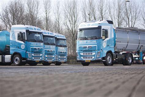 volvo light trucks vier volvo fh 460 4x2 light concept trucks voor van opdorp