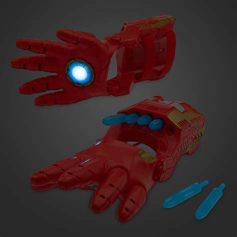 iron man repulsor gloves marvels avengers infinity war