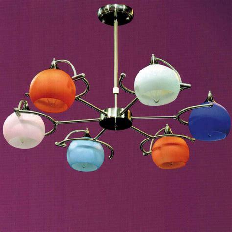 Childrens Chandelier Brizzo Lighting Stores 28 Quot Vibrante Modern Chandelier Brushed Nickel White Orange