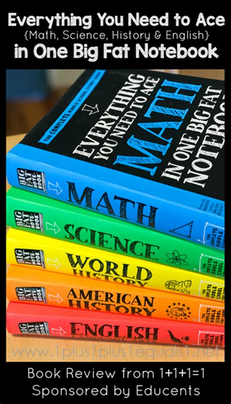 The Everything You Need To everything you need to ace math science history