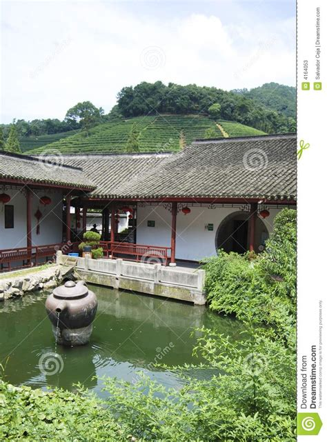 china tea house tea house china stock photos image 4164053