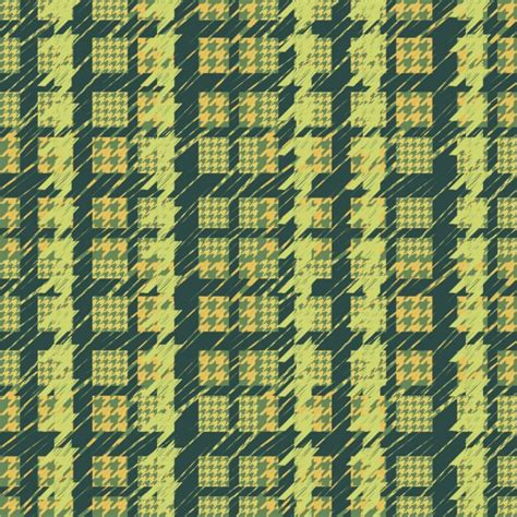 houndstooth pattern ai green pattern with houndstooth vector free download
