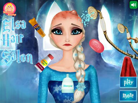 Play Free Hairstyle by Frozen Hairstyle Free Hair