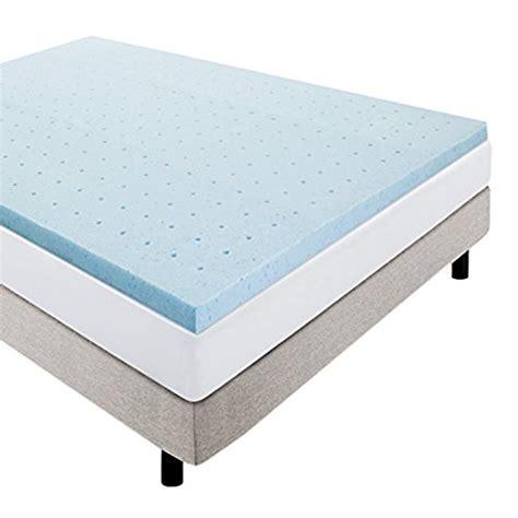 Best Quality Memory Foam Mattress Topper by 8 Best Memory Foam Mattress Toppers To Boost Your Sleep