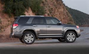 2012 Toyota 4runner Limited Review Car And Driver