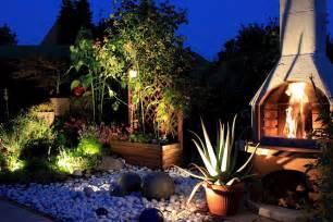 beleuchtung garten gartenbeleuchtung