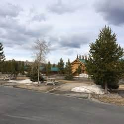 yellowstone grizzly rv park and cabins cgrounds
