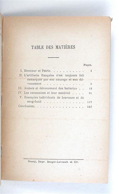 20 recits danticipation et r 233 cits et souvenirs pour les canonniers