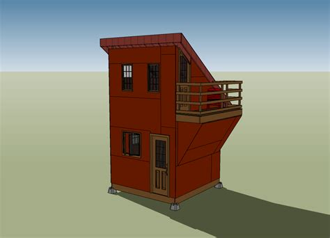 micro house designs ben s tiny house design