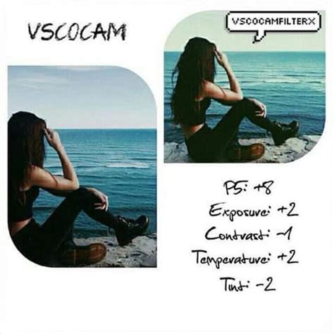 tutorial edit dengan vscocam app diy edit effect filter tutorial vscocam image