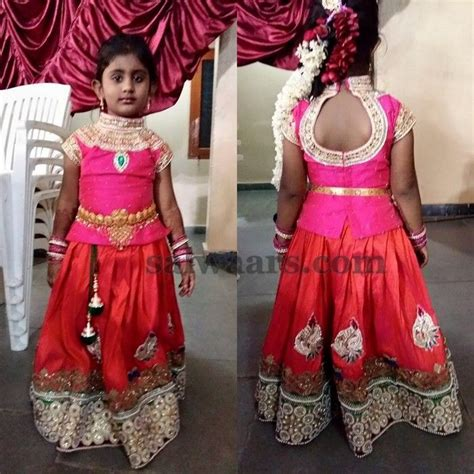 south indian dress for baby boy baby in pot neck blouse indian dresses indian