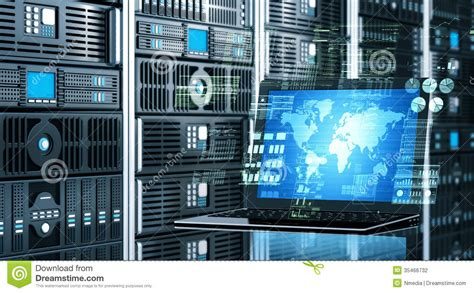 Room Design Software Download internet server laptop stock photography image 35466732