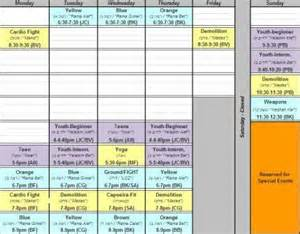 create timetable 7 module for creating a timetable weekly schedule