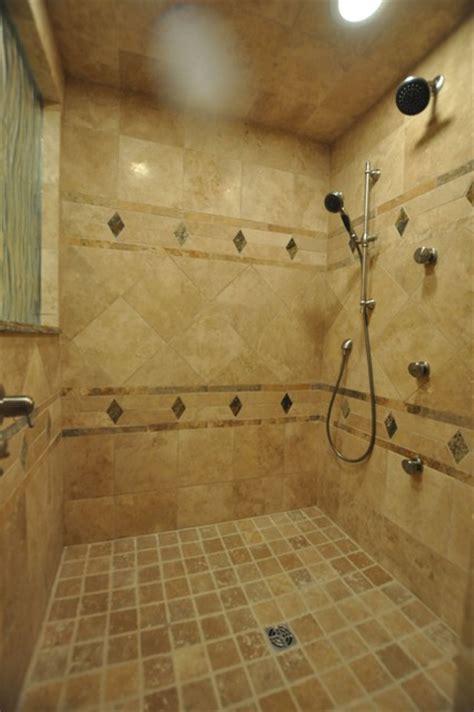 travertine tile shower designs travertine shower bathroom spa stone shower travertine floor eclectic