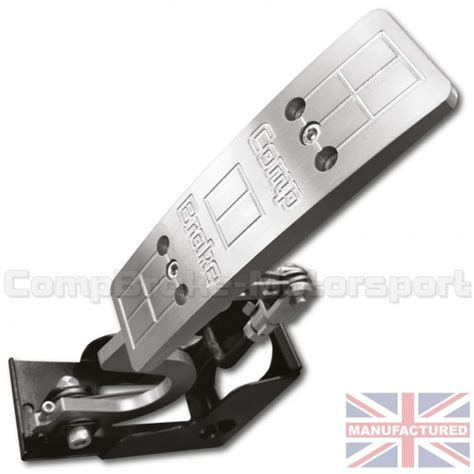 Floor The Accelerator universal accelerator floor mounted cable pedal box