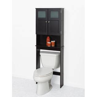 Zenith Bathstyles Spacesaver Bathroom Storage The Toilet Shelf Pearl Nickel Ebay Zenith Products Wood Spacesaver Bath Storage With Glass Doors Espresso