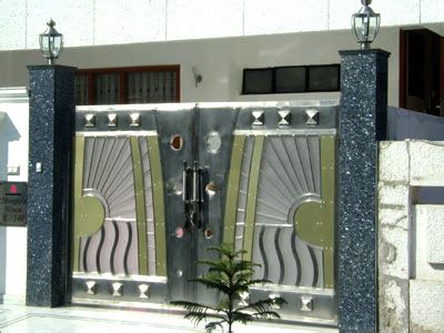 Small Home Decorating Blogs by New Home Designs Latest Modern Homes Main Entrance Gate
