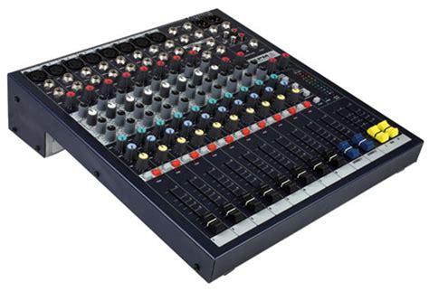 Mixer Audio Soundbest 8 Channel Mc 8 soundcraft epm 8 multipurpose 8 channel mixer pssl