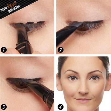 Cara Memakai Eye Liner 40 awesome makeup hacks every should hative