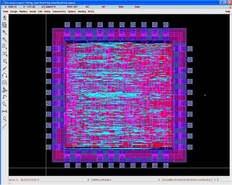 integrated circuit asic digital design for maryland smar