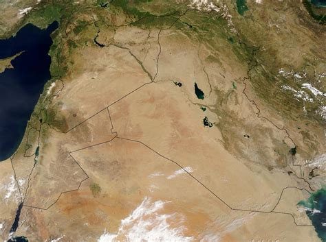 satellite map of middle east satellite images of the middle east تصاوير ماهواره اي