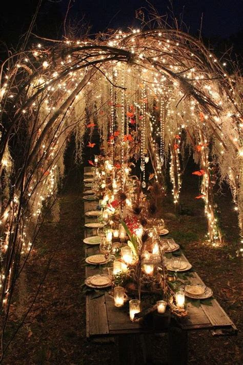 Fairytale Decorations by 25 Ideas For A Tale Wedding With Pictures