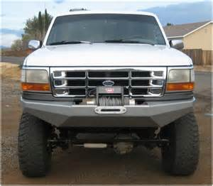 Obs Ford Bumpers Custom Bumpers