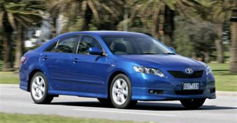2007 Toyota Camry Sport by 2007 Toyota Camry Sportivo Road Test Caradvice