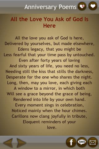 Amazing Inspirational Church Poems #1: 1595522817-famous-anniversary-poems-by-feel-social-screenshot-2.jpg