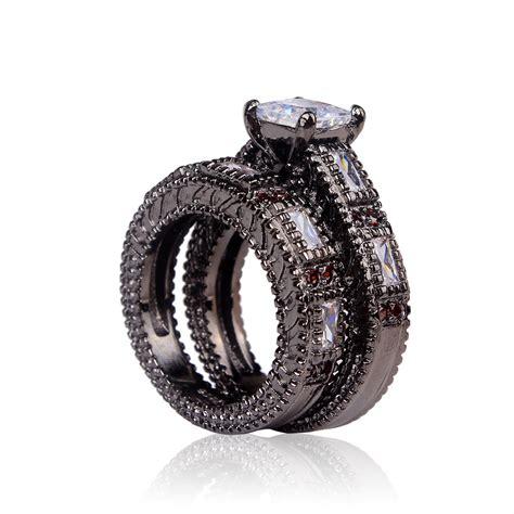 aliexpress buy cheap black ring 2016 wedding