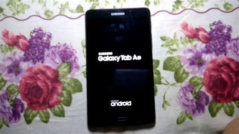 Reset Samsung Galaxy Tab A6 by Samsung Galaxy Tab A6 Reset