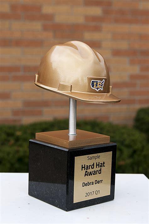 Custom 3d Print Trophy premium custom awards 3d print hat award trophy