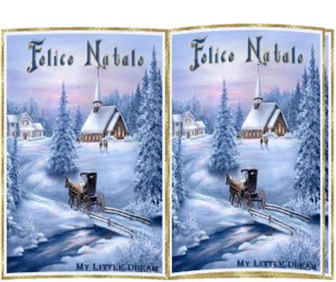capricci animati raccolta  immagini natalizie  neve