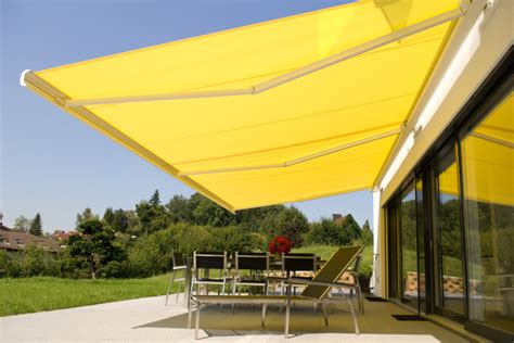 lateral arm awnings retractable awnings