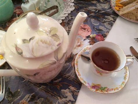 sweet afton tea room individual pot of tea picture of sweet afton tea room plymouth tripadvisor
