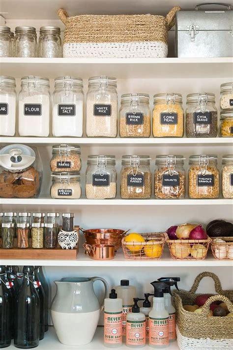 pinterest kitchen storage ideas best 25 organized pantry ideas on pinterest pantry