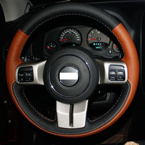 jeep steering wheel jeep grand cherokee compass and patriot altitude edition