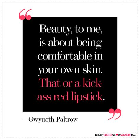 comfortable in your own skin quotes to me beauty is about being comfortable in your own skin