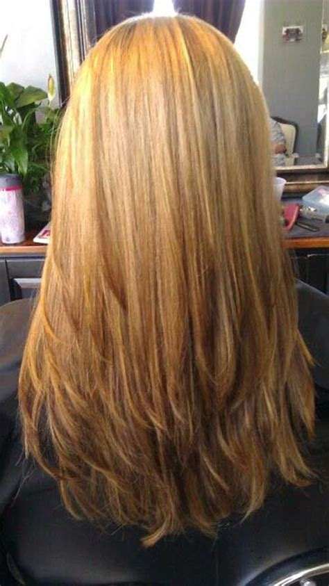 Hir Layer Back Pinterest | choppy layers can we do shorter than this in back