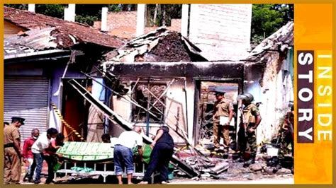 what is triggering what is triggering communal violence in sri lanka