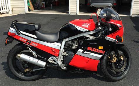 1986 Suzuki Gsxr 750 better than new 1986 suzuki gsxr 750 sportbikes