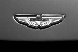 Aston Martin Emblem Aston Martin Emblem Photograph By Reger