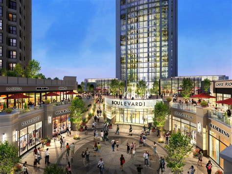 Home Design Center Maryland boulevardi mall istanbul retail building e architect