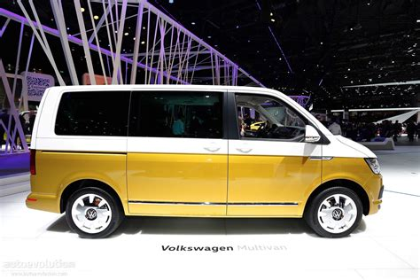 volkswagen bulli vw multivan 70 years of the bulli special edition is the