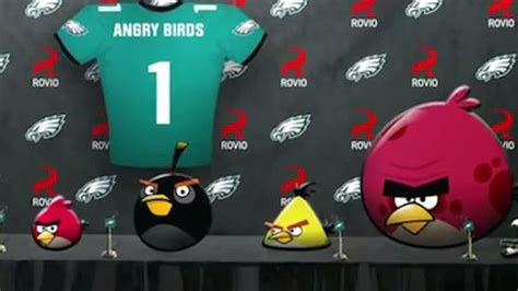 the b team the of the angry rapid reads books angry birds join nfl s eagles in team partnership