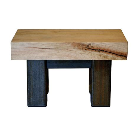 Small Coffee Table Oak And Iron Small Coffee Table By Oak Iron Furniture Notonthehighstreet