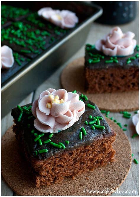 crazy wacky depression cake cakewhiz