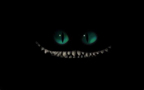 cheshire cat wallpaper android cheshire cat smile wallpaper